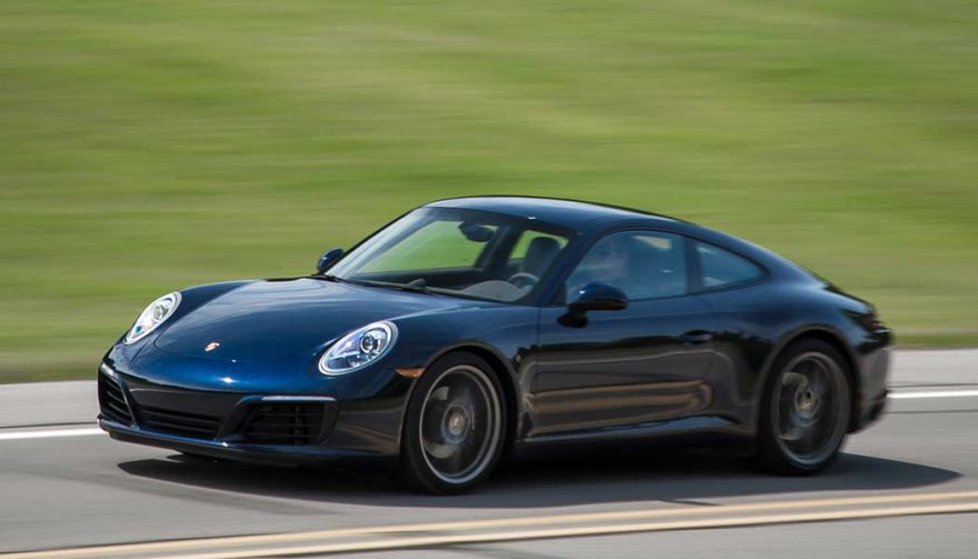 The Porsche 911 Carrera is one of the best luxury cars