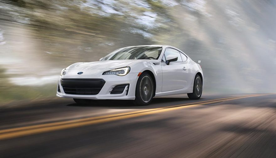 The 2017 Subaru BRZ is one of the best affordable sports cars