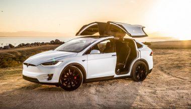Tesla Model X hack