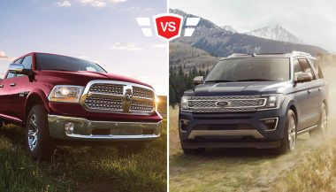 truck vs suv comparison