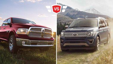 truck vs suv comparison