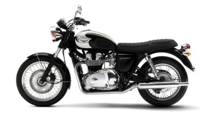 The 2005 Triumph Bonneville T100 is one of the best used motorcycles