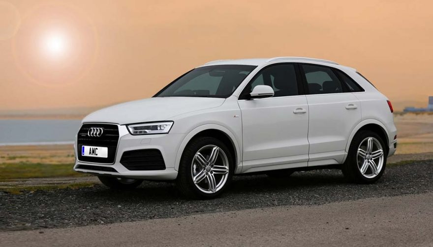The 2018 Audi Q3 is one of the new SUV crossovers coming soon