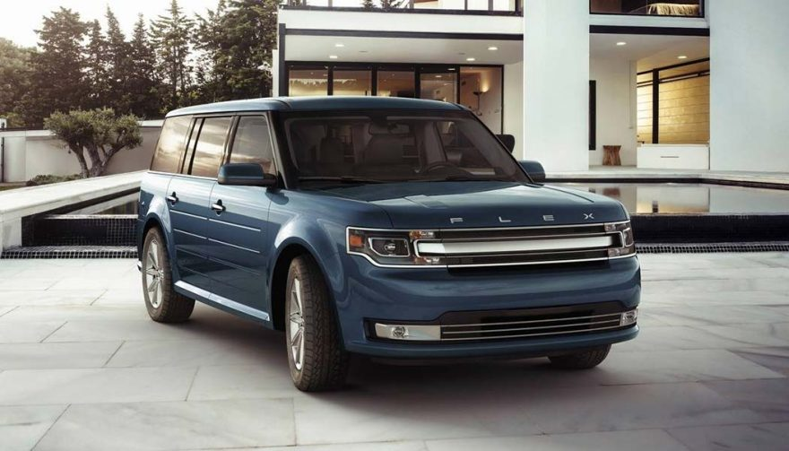 The 2018 Ford Flex is one of the new SUV crossovers coming soon