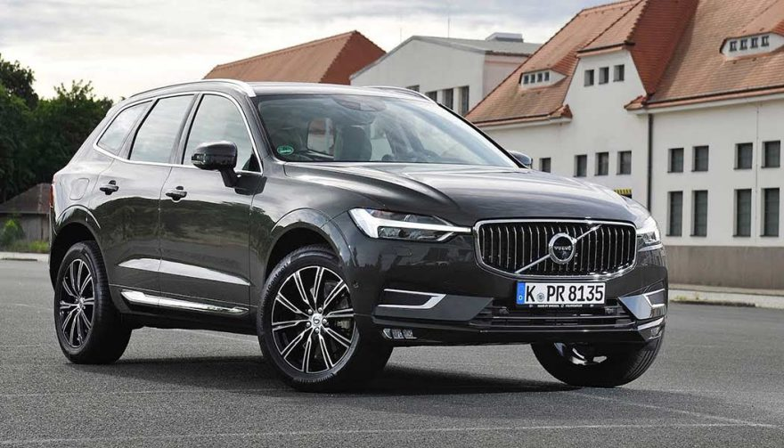 The 2018 Volvo XC60 is one of the new SUV crossovers coming soon