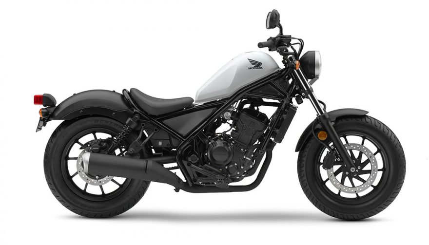 The 2017 Honda Rebel could be the best beginner motorcycle