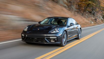 The 2018 Porsche Panamera
