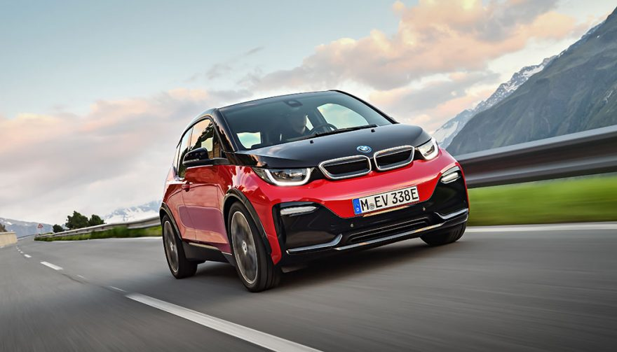 The new BMW i3s has a sportier disposition