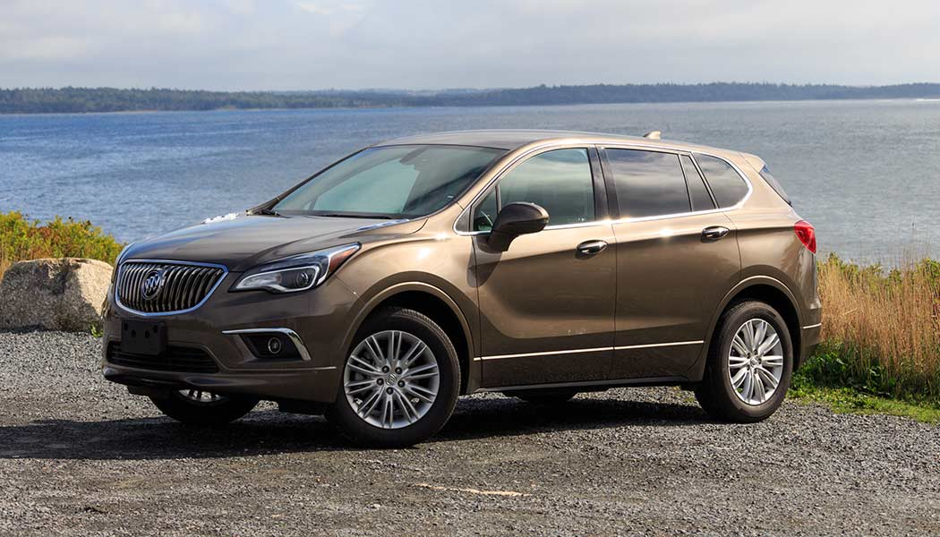 buick envision it 39 s quiet inside and unfortunately in. Black Bedroom Furniture Sets. Home Design Ideas
