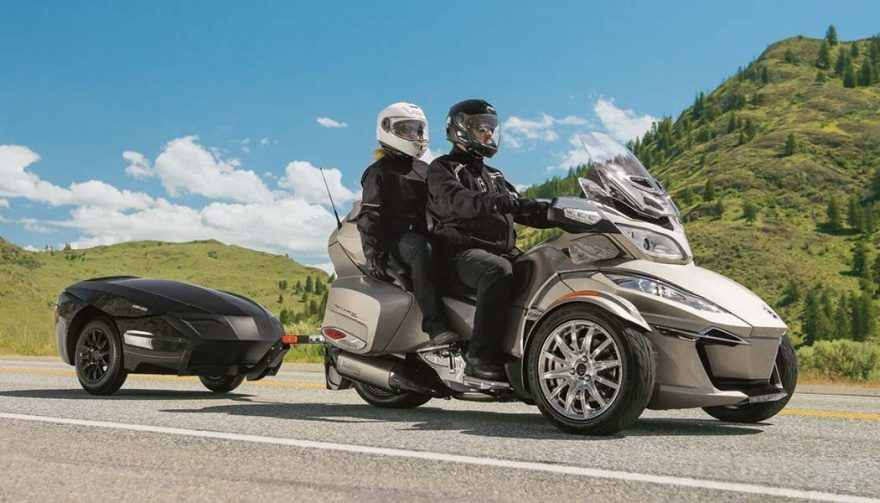 The 2017 Can-Am Spyder could be good for beginners