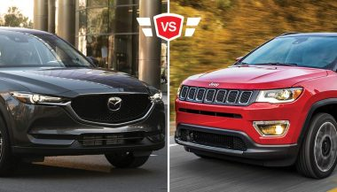 mazda cx-5 vs jeep compass