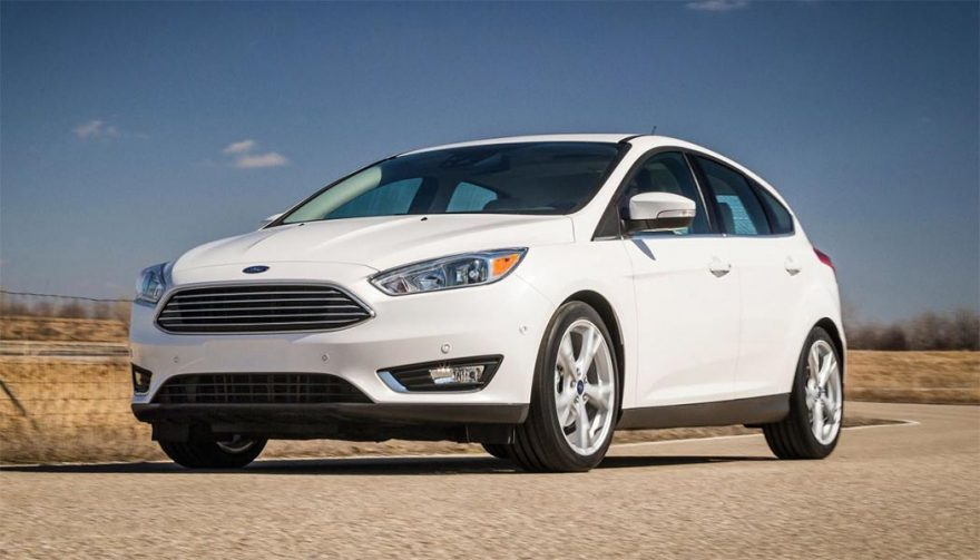 The 2017 Ford Focus