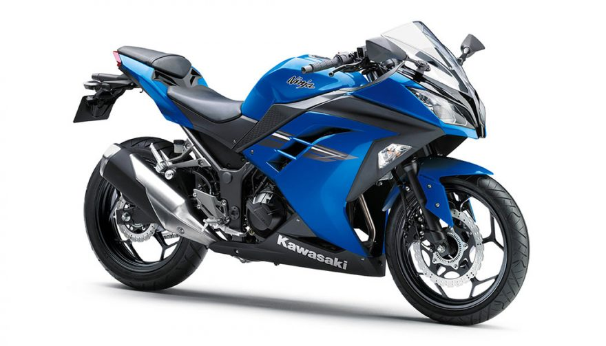 The 2017 Kawasaki Ninja 300 coudl be the best beginner motorcycle for some riders
