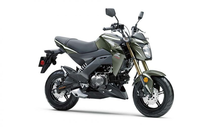 The 2018 Kawasaki Z125 PRO could be the beginner motorcycle for some riders