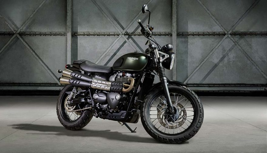 The 2017 Triumph Scrambler could be the best beginner motorcycle for some riders