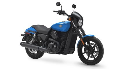 The 2017 Harley Davidson Street 500 is the best beginner motorcycle