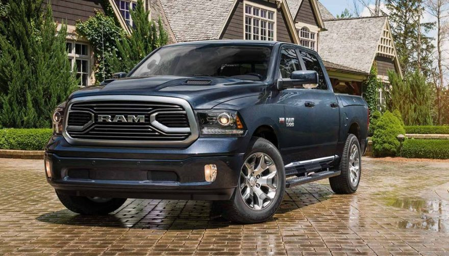 The 2018 Ram 1500 Limited Tungsten is one of the new trucks coming next year