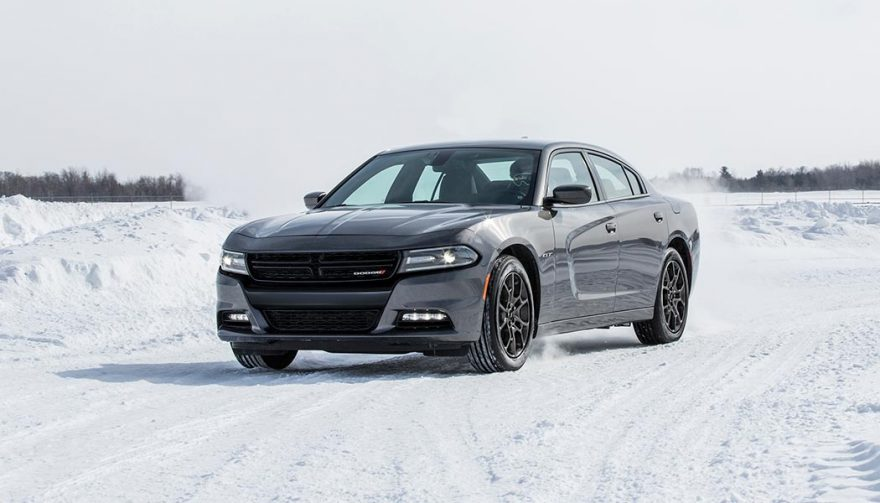 The Dodge Charger is one of the best winter cars for the money
