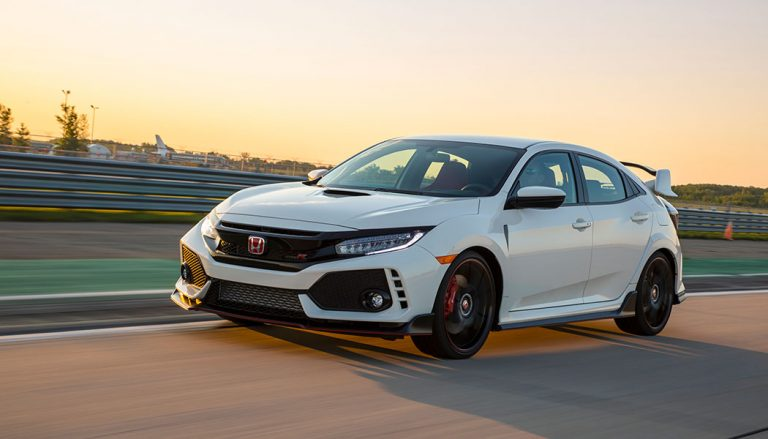 The 2017 Honda Civic Type R