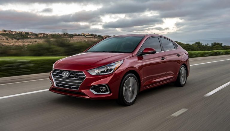The 2018 Hyundai Accent