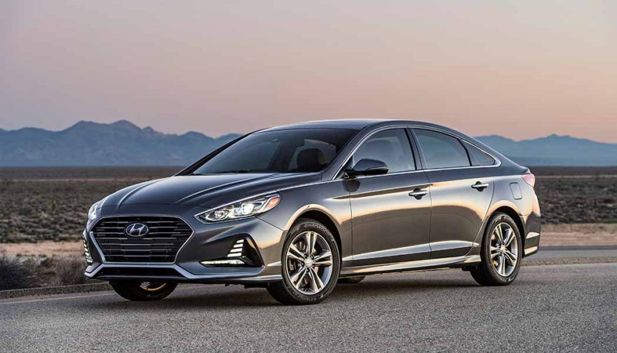 The Hyundai Sonata is one of the best family cars