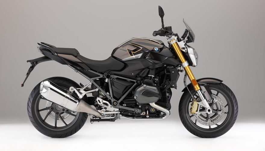 The BMW R1200R is one of the best sport touring motorcycles