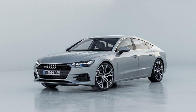 The 2019 Audi A7