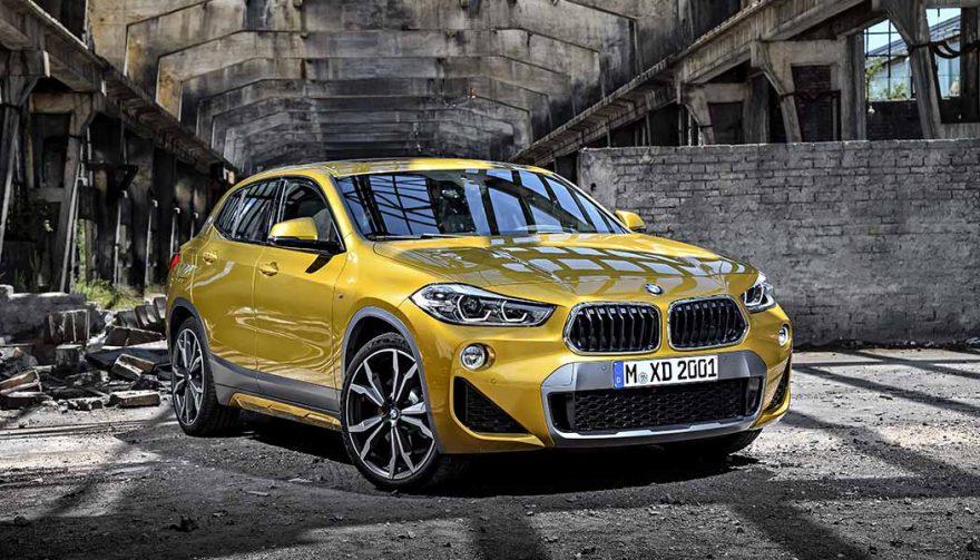 The 2018 BMW X2