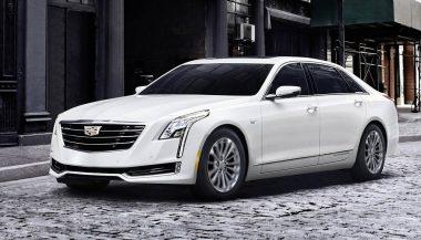 The 2018 Cadillac CT6