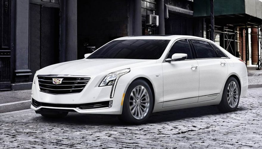 The 2018 Cadillac CT6