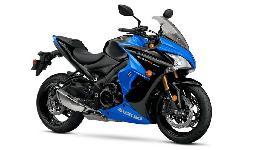 The Suzuki GSX-S1000F is one of the best sport touring motorcycles