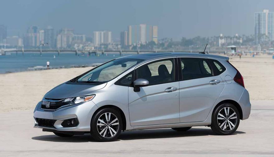 The 2018 Honda Fit is one of the best family cars