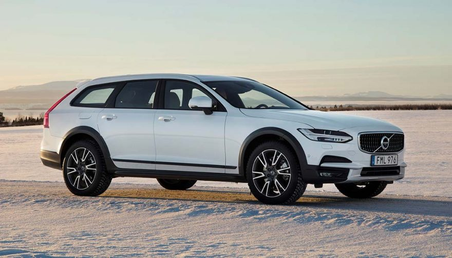 The V90 Volvo SUV