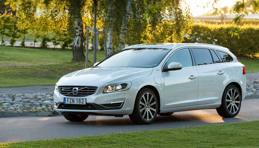 The Volvo V60 is one of the best family cars