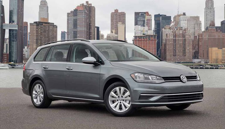 The VW sportwagen is one of the best family cars