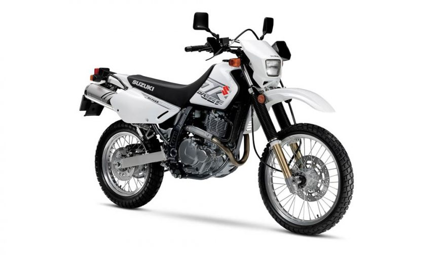 The 2018 Suzuki DR650S is one of the best dual sport motorcycles