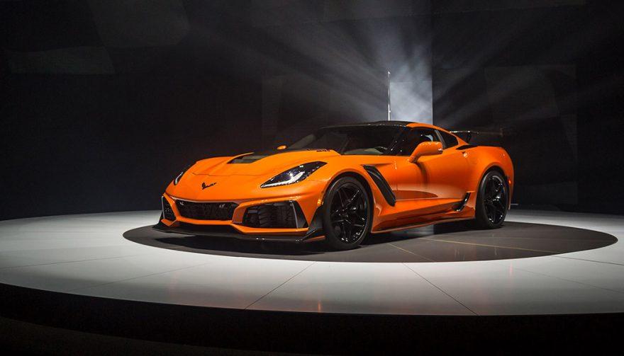The 2019 Corvette ZR1