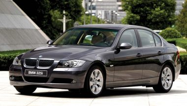 The BMW 325i is a good used BMW