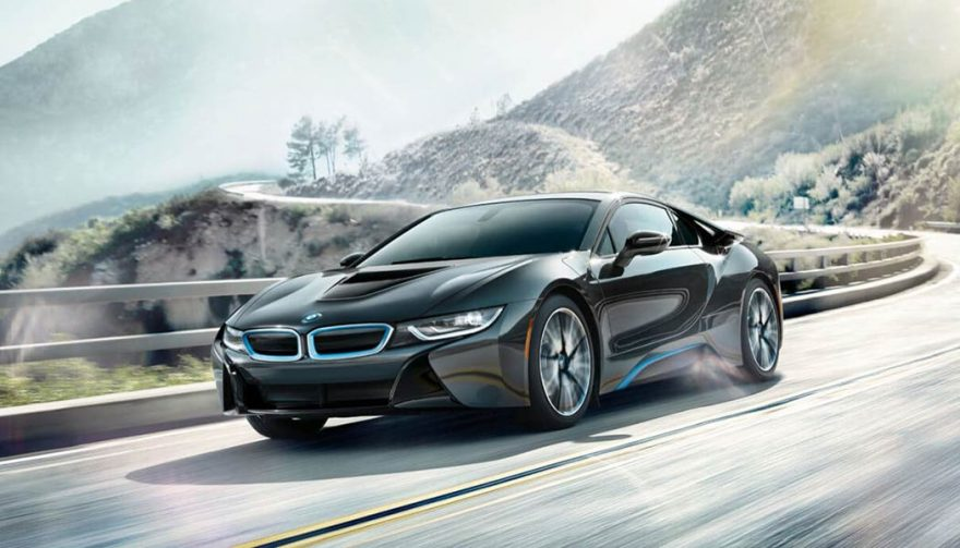 The 2017 BMW i8 is one of the best hybrid sports cars