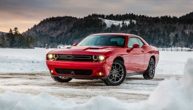 The 2018 Dodge Challenger GT AWD could be the best winter sports car