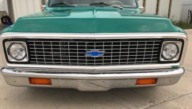 71 Chevrolet C10 Front End
