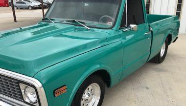 1971 Chevrolet C10 Truck
