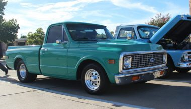 Chevrolet C10 Post Your RIde