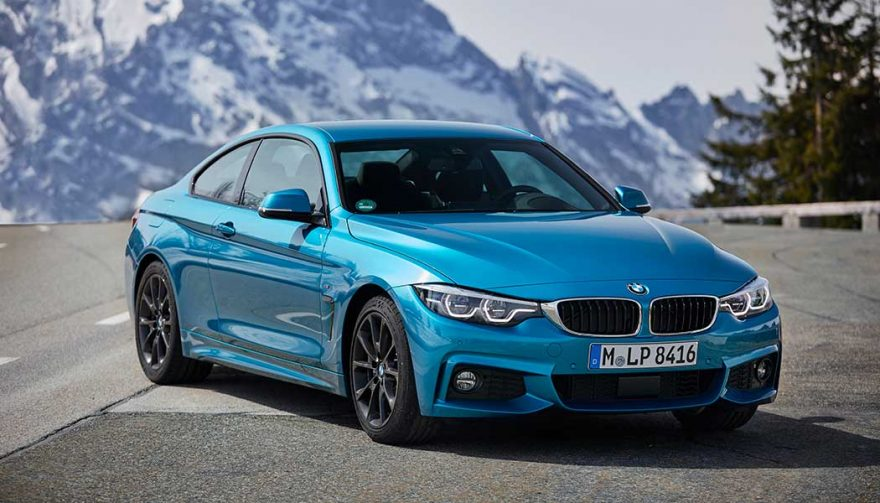 The 2018 BMW 440i xDrive Coupe could be the best winter sports car