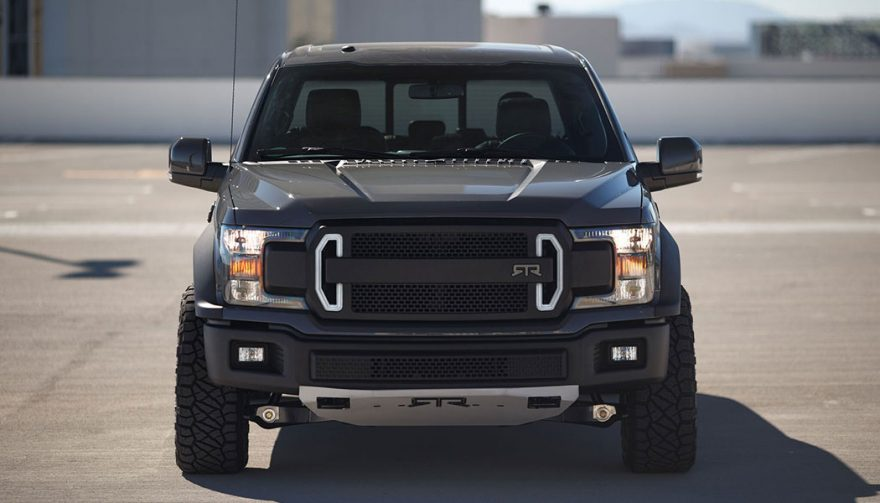 The RTR F-150 Muscle Truck at SEMA