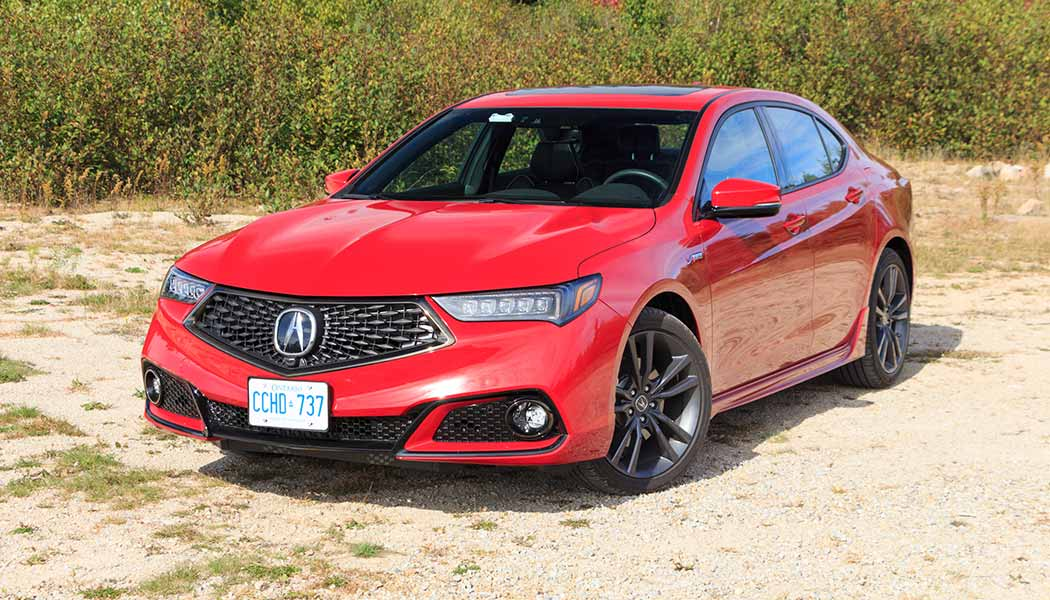 acura tlx a spec does a facelift and new trim make a sport sedan. Black Bedroom Furniture Sets. Home Design Ideas