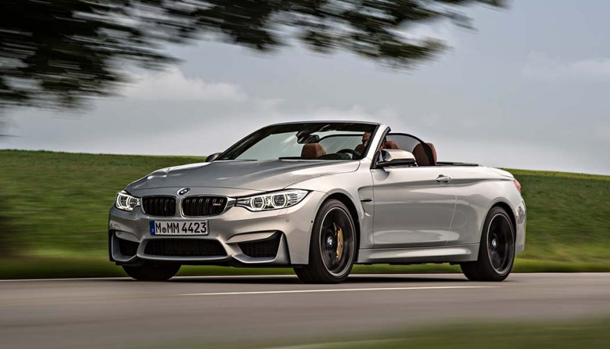 The 2016 BMW M4 is a good used BMW