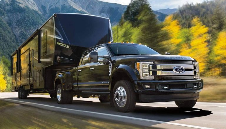 The Ford F-450 Super Duty Limited is the best luxury truck