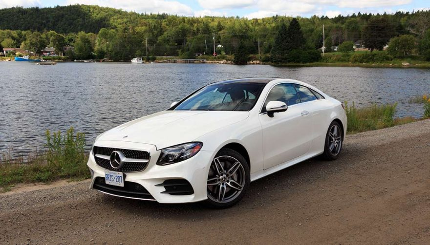 The 2018 E400 Coupe