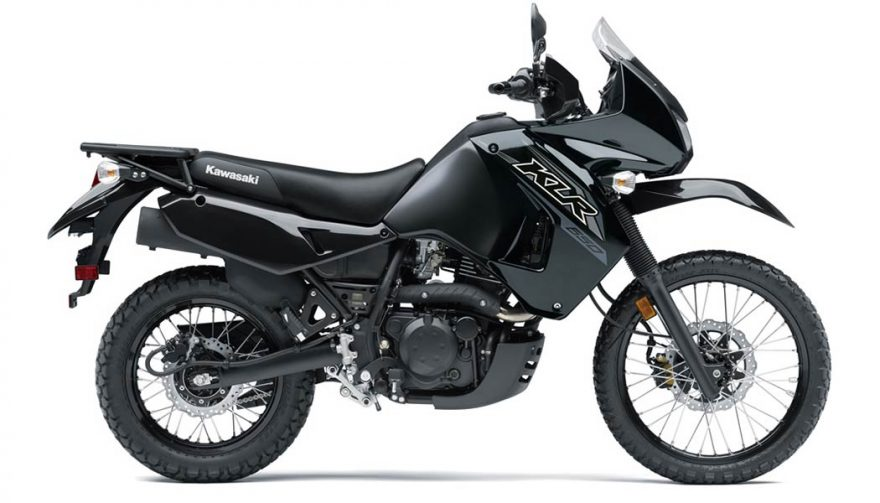 The 2018 Kawasaki KLR 650 is one of the best dual sport motorycles
